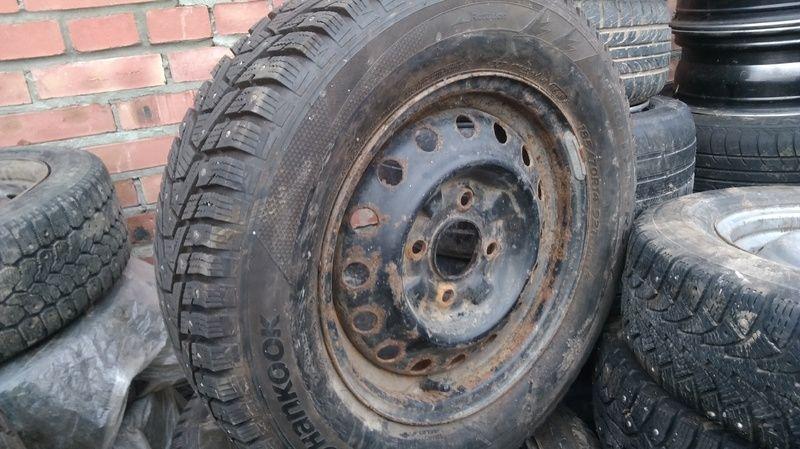 альмера классик размер колес